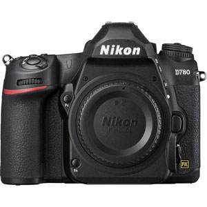 Nikon D780 DSLR Camera Body only - 2 Year Warranty