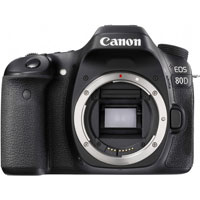Canon EOS 80D Camera Body - Next Day Delivery