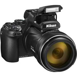 Nikon COOLPIX P1000 - 2 Year Warranty - Next Day Delivery